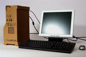 cardboard pc is ultimately green machine.