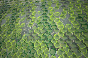 Solar Ivy..เถาวัลย์ผลิตพลังงานจากแสงอาทิตย์ และลม